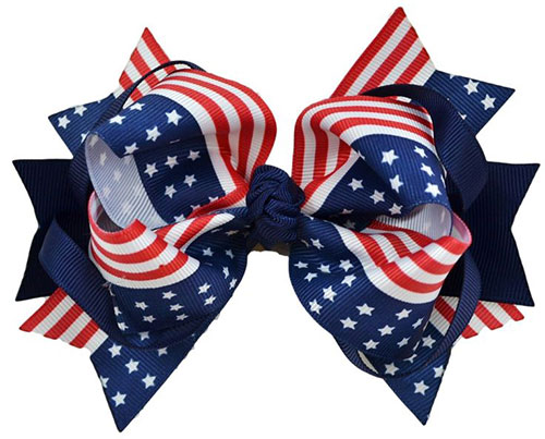 15-Cute-Fourth-Of-July-Hair-Bows-For-Little-Girls-2015-Hair-Accessories-2