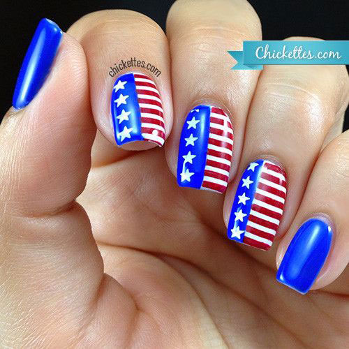 25-Best-Fourth-Of-July-Nail-Art-Designs-Ideas-Stickers-2015-4th-Of-July-Nails-16