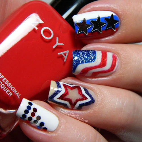 25-Best-Fourth-Of-July-Nail-Art-Designs-Ideas-Stickers-2015-4th-Of-July-Nails-9