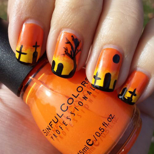 100-Halloween-Nail-Art-Designs-Ideas-Trends-Stickers-2015-13