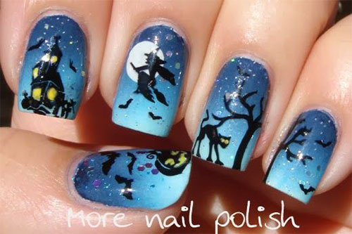 100-Halloween-Nail-Art-Designs-Ideas-Trends-Stickers-2015-24