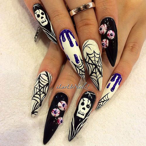 100-Halloween-Nail-Art-Designs-Ideas-Trends-Stickers-2015-35