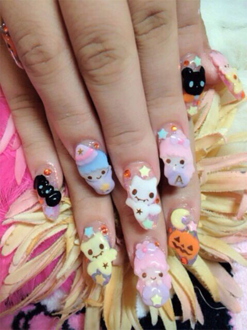 100-Halloween-Nail-Art-Designs-Ideas-Trends-Stickers-2015-37
