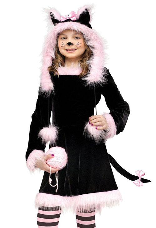 Halloween Outfits For Kids.10 Best Cat Halloween Costumes For Babies Kids Girls 2015