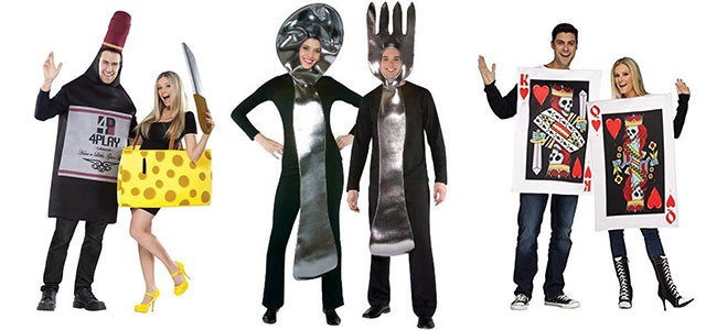 12 Crazy u0026 Funny Halloween Costumes For Couples 2015  sc 1 st  Modern Fashion Blog & 12 Crazy u0026 Funny Halloween Costumes For Couples 2015 | Modern ...