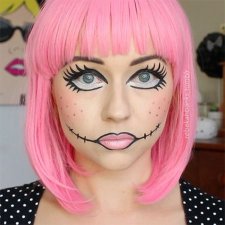 12-Halloween-Doll-Makeup-Styles-Looks-Trends-Ideas-2015-1