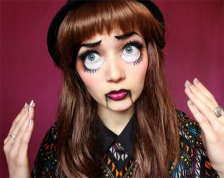 12-Halloween-Doll-Makeup-Styles-Looks-Trends-Ideas-2015-13