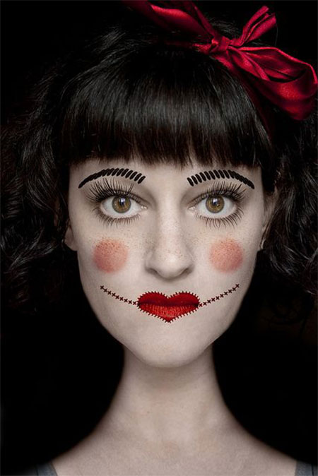 12-Halloween-Doll-Makeup-Styles-Looks-Trends-Ideas-2015-3