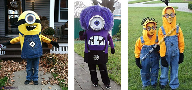 12+ Minion Halloween Costume Ideas For Kids & Girls 2015 | Modern ...