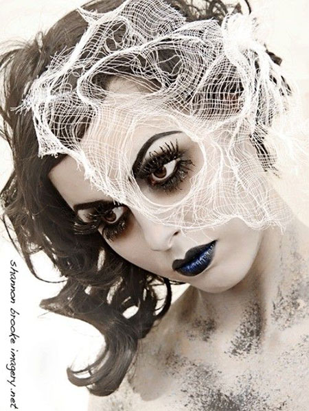 12-Scary-Bride-Makeup-Looks-Ideas-For-Halloween-2015-13