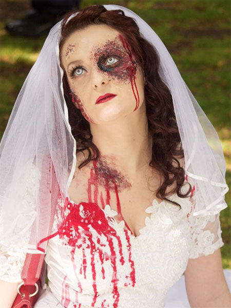12 Scary Corpse Bride Makeup Looks Amp Ideas For Halloween