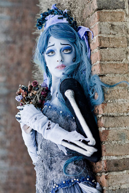 12-Scary-Bride-Makeup-Looks-Ideas-For-Halloween-2015-6