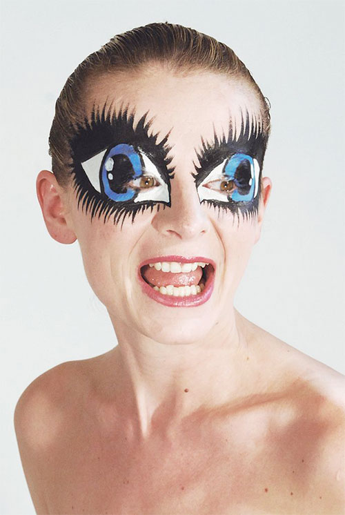 15-Best-Spider-Web-Cat-Bat-Eye-Makeup-Looks-Ideas-For-Halloween-2015-12