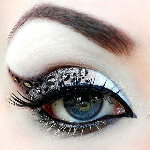 15-Best-Spider-Web-Cat-Bat-Eye-Makeup-Looks-Ideas-For-Halloween-2015-8