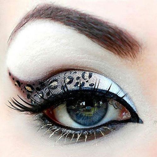 15-Best-Spider-Web-Cat-Bat-Eye-Makeup-Looks-Ideas-For-Halloween-2015-8