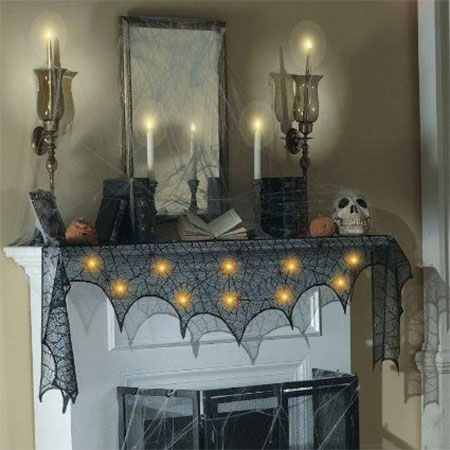 15 Cheap Home Made Indoor Amp Outdoor Halloween