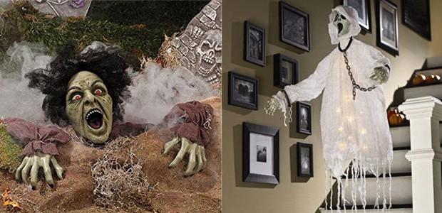 15 Cheap Home Made Indoor Amp Outdoor Halloween