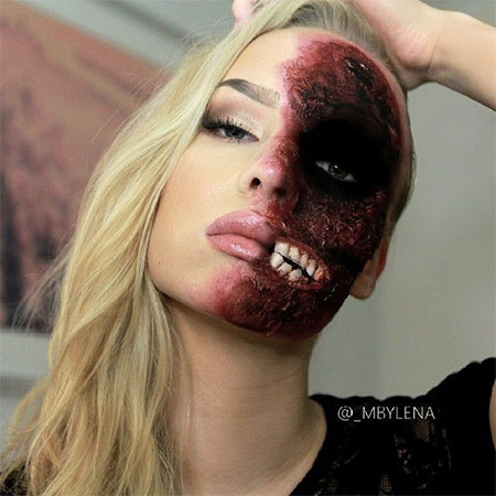Makeup Designs Halloween: Eye makeup designs for halloween images ...