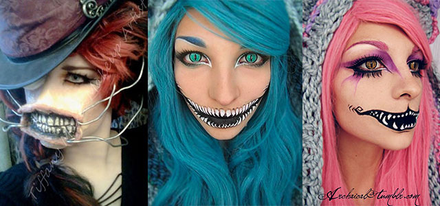 15 cool inspiring halloween mouth makeup styles ideas