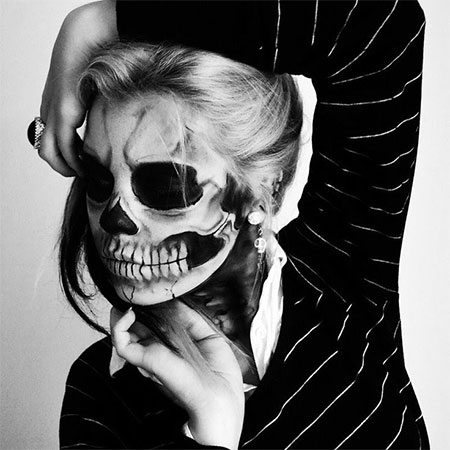 15-Scariest-Halloween-Skull-Makeup-Looks-Ideas-2015-10