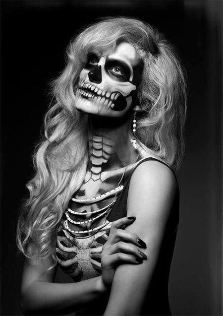 15-Scariest-Halloween-Skull-Makeup-Looks-Ideas-2015-11