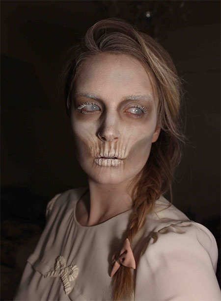 15-Scariest-Halloween-Skull-Makeup-Looks-Ideas-2015-14