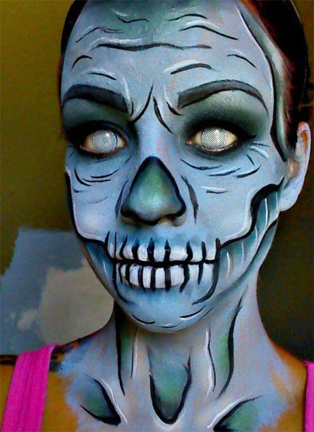 15-Scariest-Halloween-Skull-Makeup-Looks-Ideas-2015-16