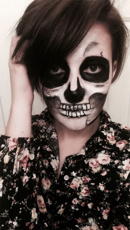 15-Scariest-Halloween-Skull-Makeup-Looks-Ideas-2015-3