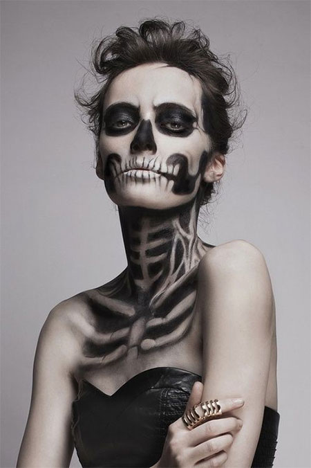 15-Scariest-Halloween-Skull-Makeup-Looks-Ideas-2015-7