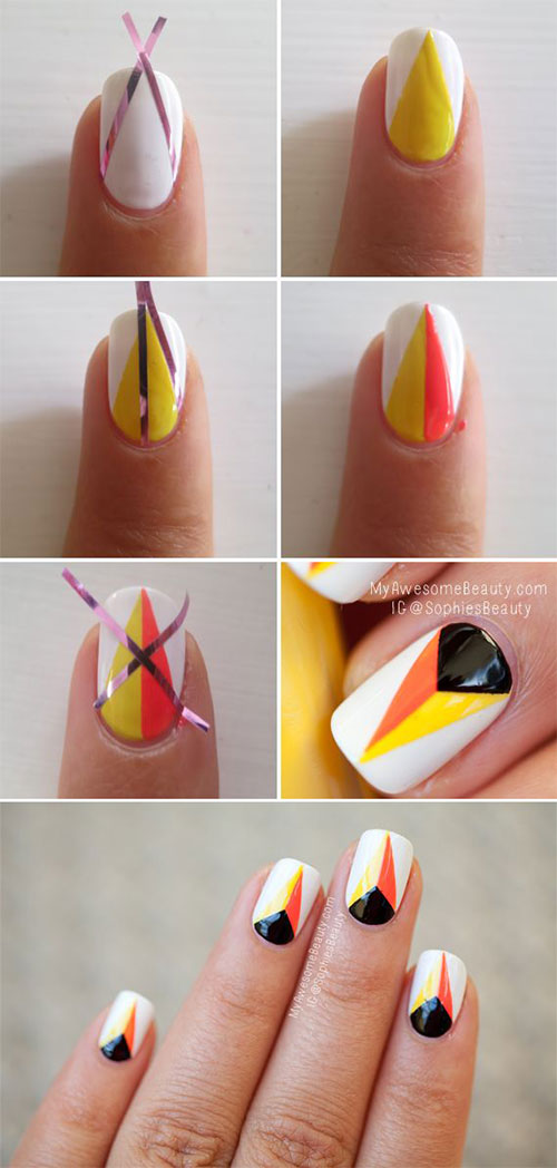 15-Simple-Step-By-Step-Halloween-Nail-Art-Tutorials-2015-For-Beginners-10