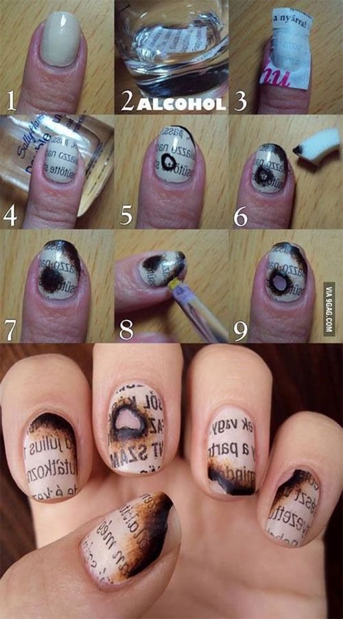 15-Simple-Step-By-Step-Halloween-Nail-Art-Tutorials-2015-For-Beginners-4