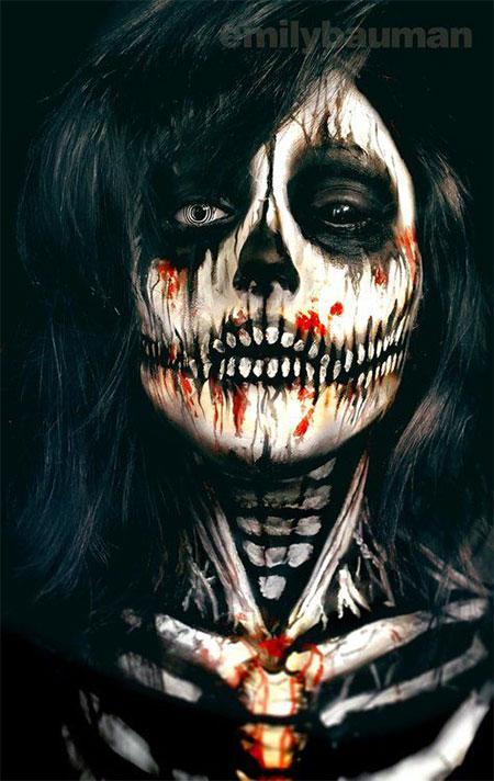 18-Amazing-Halloween-Skull-Makeup-Styles-Ideas-Looks-2015-1