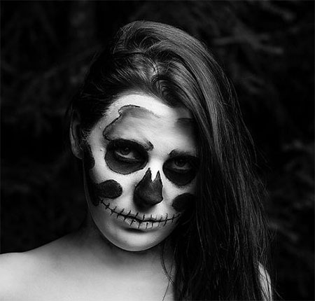 18-Amazing-Halloween-Skull-Makeup-Styles-Ideas-Looks-2015-10