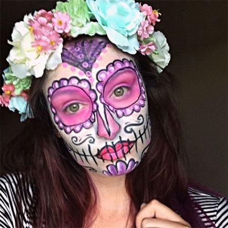 18-Amazing-Halloween-Skull-Makeup-Styles-Ideas-Looks-2015-11