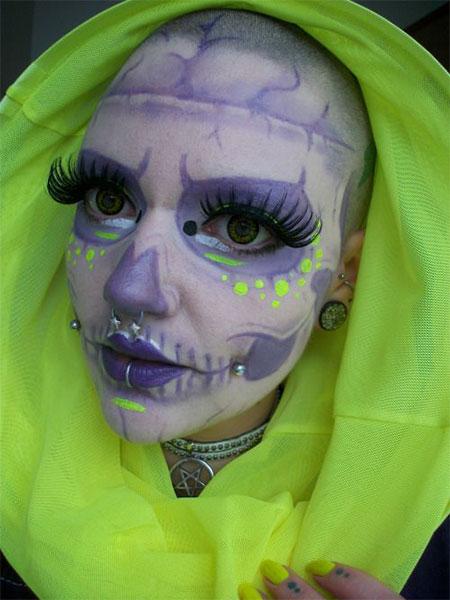 18-Amazing-Halloween-Skull-Makeup-Styles-Ideas-Looks-2015-12