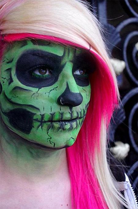 18-Amazing-Halloween-Skull-Makeup-Styles-Ideas-Looks-2015-13