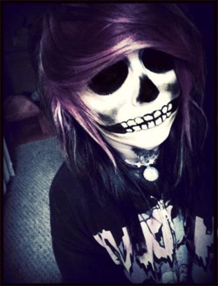 18-Amazing-Halloween-Skull-Makeup-Styles-Ideas-Looks-2015-17