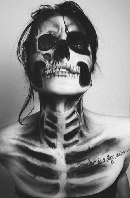 18-Amazing-Halloween-Skull-Makeup-Styles-Ideas-Looks-2015-3