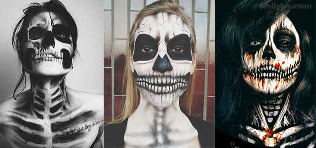 18-Amazing-Halloween-Skull-Makeup-Styles-Ideas-Looks-2015