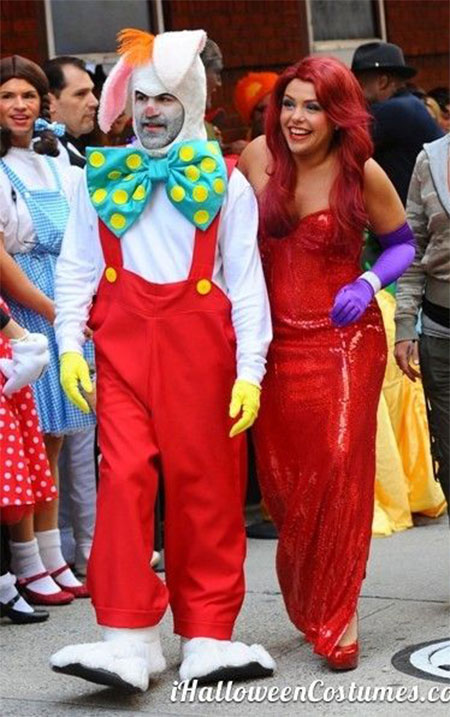 18 best creative halloween costume ideas for couples - Halloween Costumes Idea For Couples