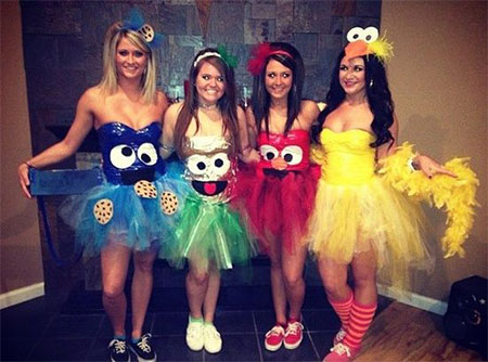 18 Best Halloween Costume Ideas For Group Of Girls 2015 ...