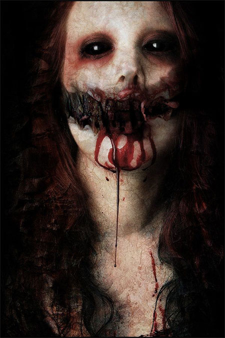 18-Very-Scary-Zombie-Makeup-Styles-Looks-Ideas-2015-For-Halloween-11