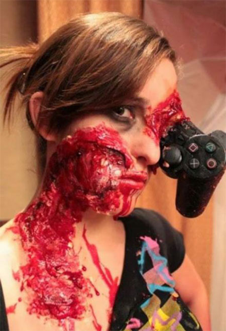 18-Very-Scary-Zombie-Makeup-Styles-Looks-Ideas-2015-For-Halloween-15