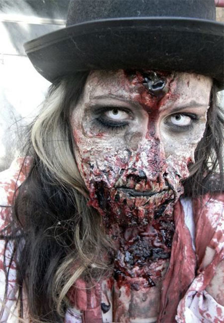 18-Very-Scary-Zombie-Makeup-Styles-Looks-Ideas-2015-For-Halloween-4