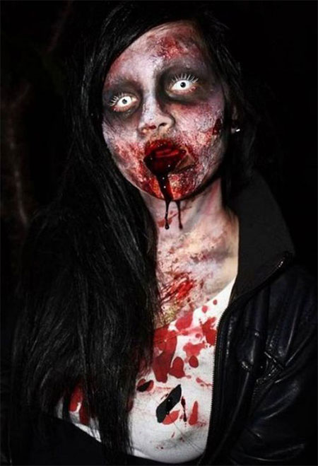 18-Very-Scary-Zombie-Makeup-Styles-Looks-Ideas-2015-For-Halloween-8