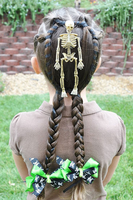 20-Crazy-Scary-Halloween-Hairstyle-Ideas-For-Kids-Girls-Women-2015-8