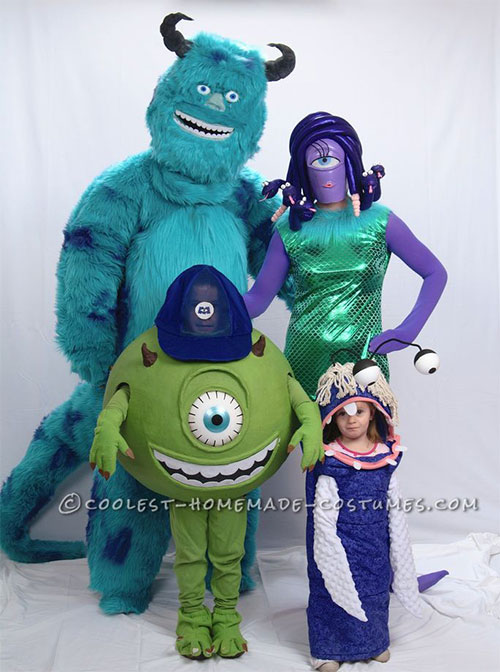 20 cute funny family themed halloween costume ideas