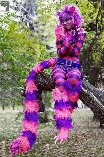 Unique-Cat-Halloween-Costume-Ideas-For-Girls-2015-2