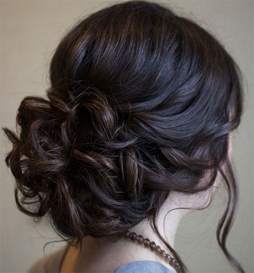 Astounding 10 Christmas Party Hairstyle Ideas Amp Looks 2015 Xmas Hairstyles Short Hairstyles For Black Women Fulllsitofus