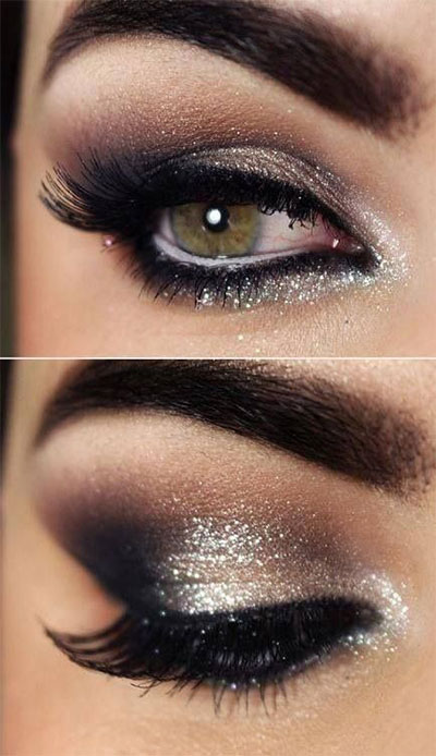 10 Christmas Party Makeup Looks Amp Ideas 2015 Xmas Makeup